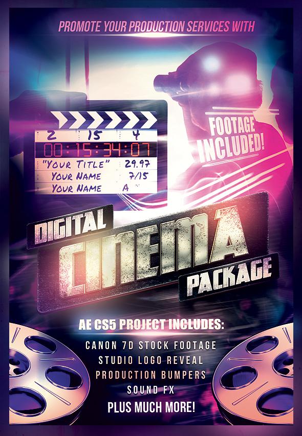 Digital Cinema Package - 2